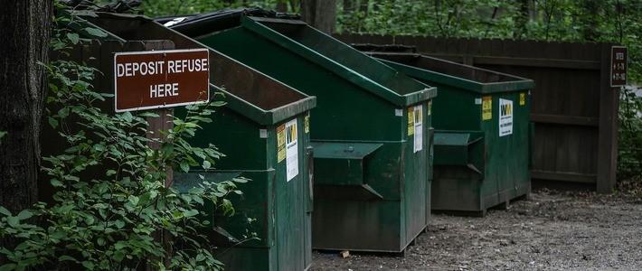 Отпадъци в строителството