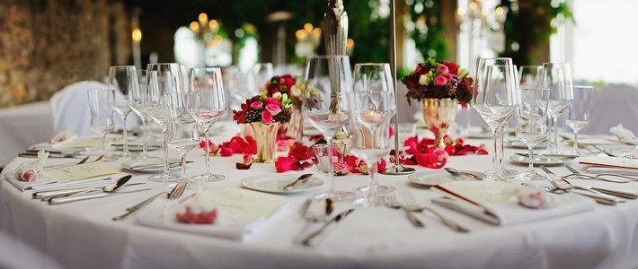 сватбени кетъринг услуги