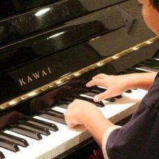 уроците по пиано за деца